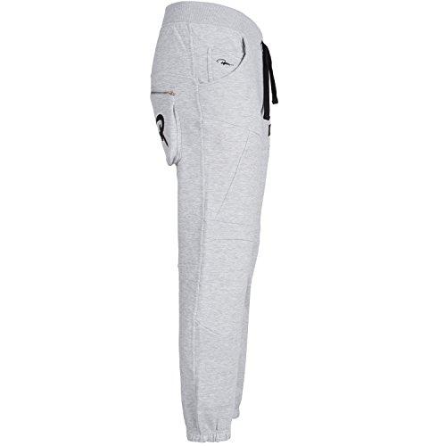 ... REDRUM Jogger Sweatpants Pants Jogginghose aus Baumwolle Sporthose,  Trainingshose, Fitnesshose oder bequeme Freizeithose für ...