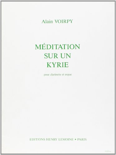 Méditation sur un Kyrie