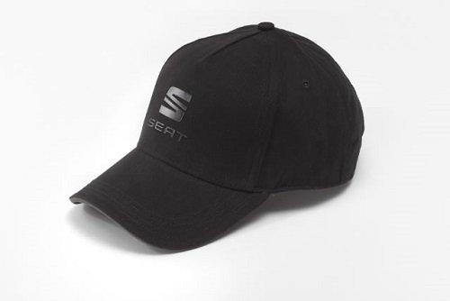 Preisvergleich Produktbild Seat Unisex Cap, schwarz - 6H1084300GBA