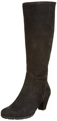 Gabor Shoes Gabor, Boots femme Noir (Schwarz)