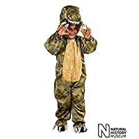 Pretend to Bee Natural History Museum T-Rex Fancy Dress Costume (Official Licensed)