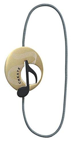 Preisvergleich Produktbild Artisan Bookmarks - Musiknote   Create: Kunstvolles Leseband mit Magnetschließe