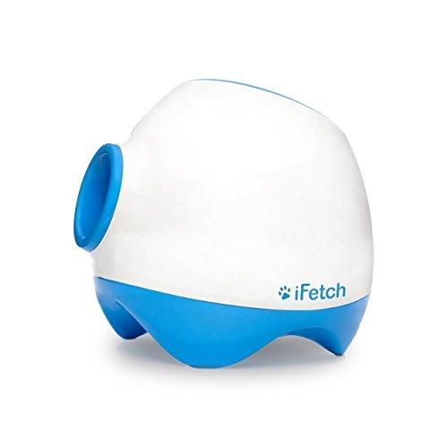 iFetch Too - Lanzador automático de Pelotas para Perros Grandes
