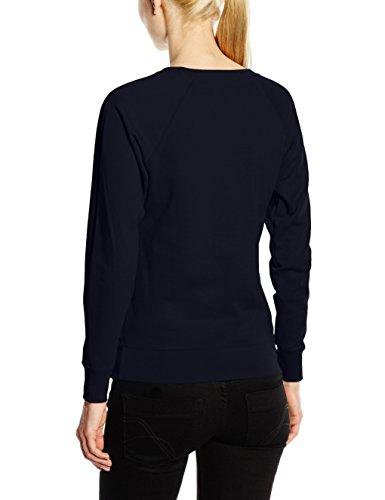 Fruit of the Loom Damen Sweatshirt Blue (Deep Navy)
