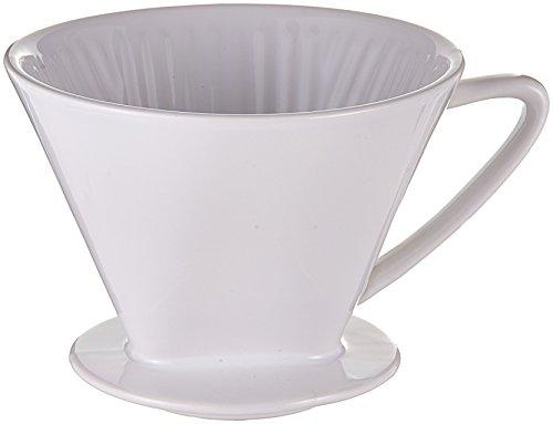Cilio Porzellan-Kaffeefilter Größe 4