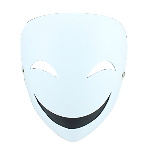 Alxcio Halloween Maske Sammleredition Film Theme Harz Maske für Maskerade Kostüm Partei Cosplay Geschenk ( Hiruko )