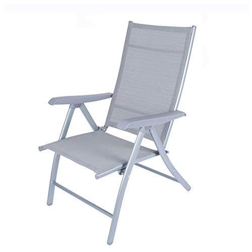 JFya Klappstuhl mittagspause Stuhl rückenlehne Computer Stuhl büro klappstuhl Sommer klappbett faul Outdoor strandkorb Schwangere Frau liegestuhl