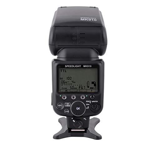 ZUEN MK910 1 / 8000S Sync TTL-Kamera Blitzlicht Speedlite Für Nikon D7100 D7000 D5300 D5100 D5000 D5200 D90 D70 + Freies Geschenk