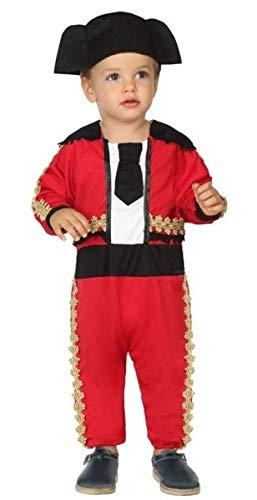 Mädchen Kostüm Matador - Fancy Me Baby Jungen Mädchen Spanische Matador Bull-Fighter Around The World Kostüm Kostüm Outfit