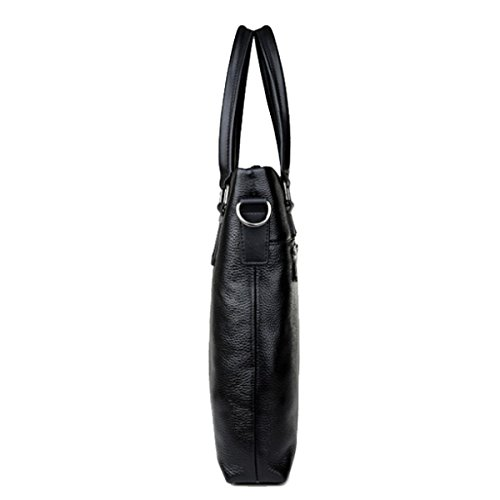 Männer Business Casual Schultertasche Handtasche Computer Tasche B