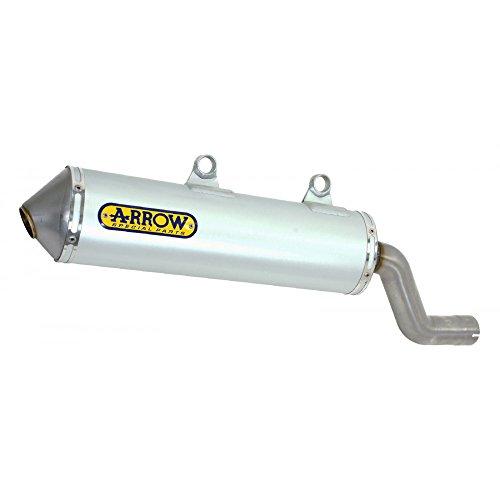 72034Ae Arrow Silenciador e.4t. Aluminio Yamaha XT 600E \'95-01