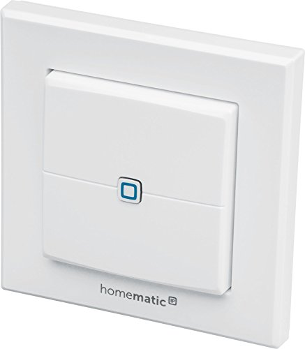 Homematic IP Wandtaster - 2-fach, 140665A0