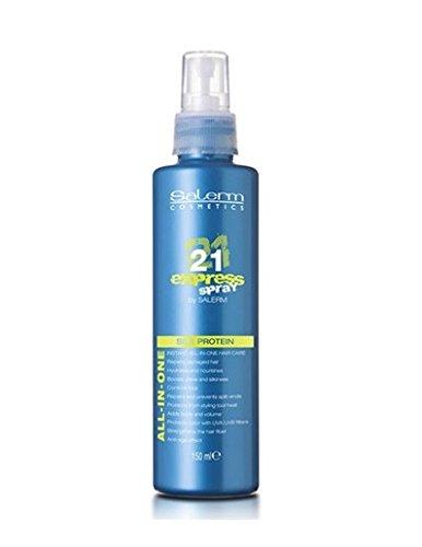 SALERM 21 FINISH SILK PROTEIN Protéines de soie SPRAY CONDITIONNEUR 125 ML