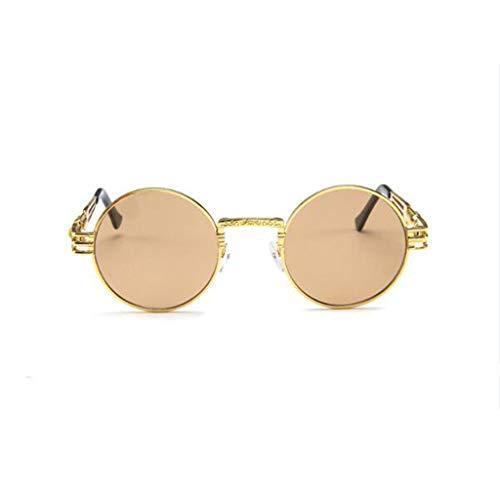 Auifor ☀Frauen Männer Vintage Retro Brille Unisex Big Frame Sonnenbrille Eyewear
