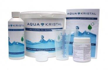 Aqua Kristal Wasserpflegeset Probe-Box für Hottubs