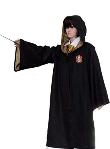 Mitef Harry Potter Disfraz De Unisex Gryffindor Ravenclaw