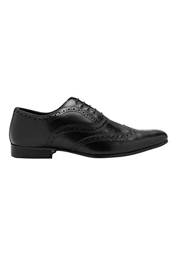 next Chaussures Richelieu Homme Wide Fit Noir