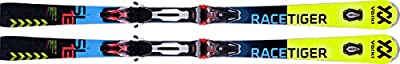 Vã ¶ Lkl Racetiger Speedwall SL UVO esquí alpino, 155rMotion212GW Carrera