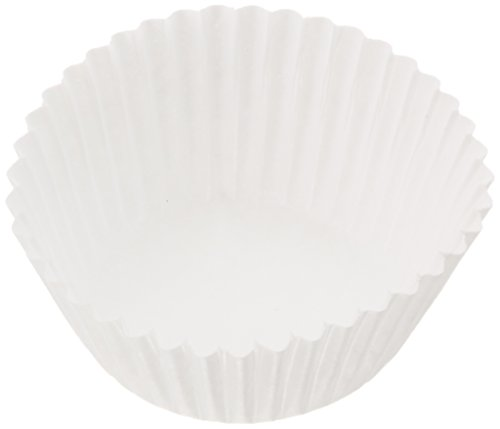 Reynolds 500 Piece Reynolds White Paper Cupcake Cup Liners, Mini Mini-fluted Cake Pan