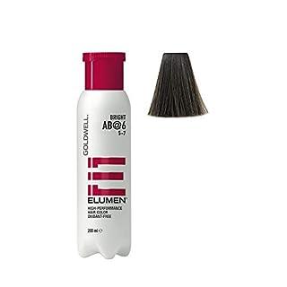 Goldwell Elumen Bright Haarfarbe 6 AB, 1er Pack, (1x 200 ml)