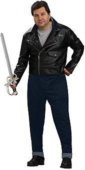 m deluxe Mutt (Adult Deluxe Indiana Jones Kostüme)