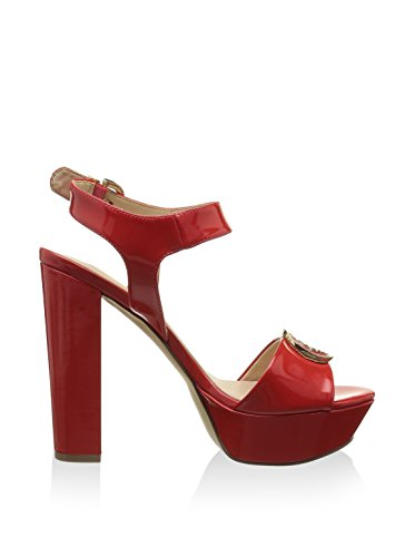 Chaussures Sandales Femme Modèle Guess Passy FLPS21PAF03 Colonel Rouge. Rouge - rouge