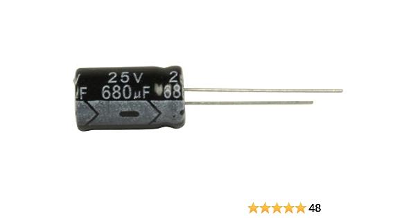 Ra Electr Capac 680uf 25 V 105 680 25pht Fixapart Elektronik