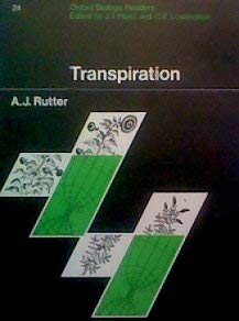 Transpiration (Biological Readers)