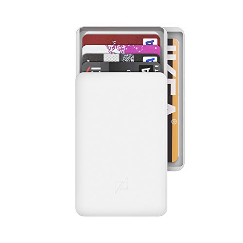 a19583645 Zenlet 2+ The Ingenious Wallet RFID Blocking Card (Silver)