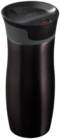 Contigo West Loop 470 ml 20 x 7 x 7 cm Autoseal Stainless Steel Mug, Black