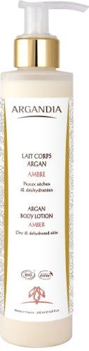 Rêve d'Argan Body Lotion, Amber, von ARGANDIA