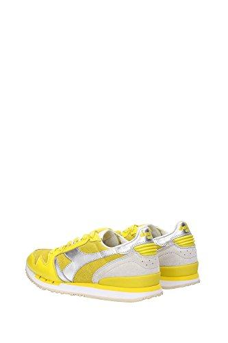 Calzature Donna DIADORA sneaker glitterata Jaune