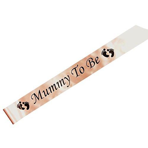 Mummy To Be-Schärpe für werdende Mütter, für Partys geeignet