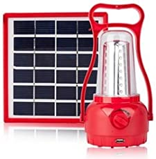 Solar Lantern with Mobile Charging USB