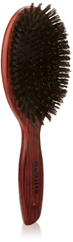 Spornette De Ville 100% Boar Bristle Oval Cushion Brush