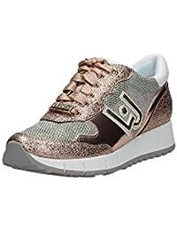 Liu-Jo Sneaker donna B18001 E0506 modello Linda mint da25a70407d