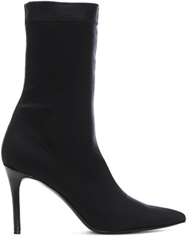 Daniel Afemini nero Stretch Sock Ankle stivali   elegante    Gentiluomo/Signora Scarpa