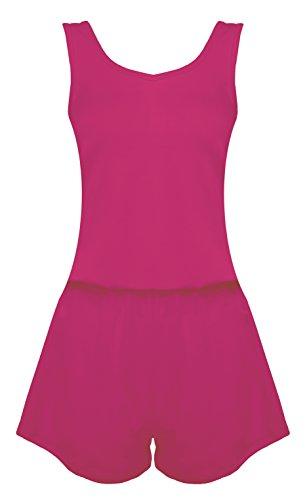 DKaren Nachtwäsche Damen Wäsche-Set aus Viskose ZOJA (XS-2XL) Pink
