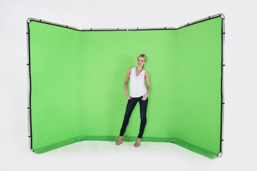 Buy Lastolite by Manfrotto LL LB7622 4 m Panoramic Background Cover – Chromakey Green Review
