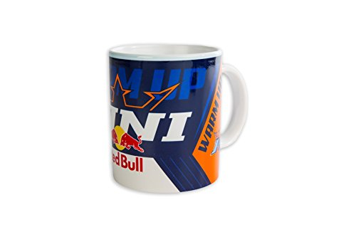 Kini Red Bull Tasse Racing Schwarz