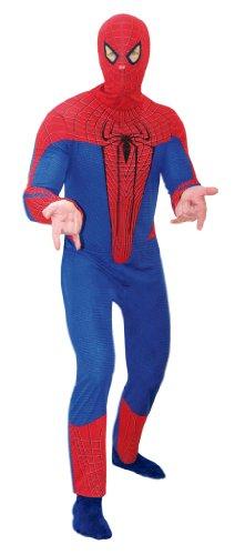 derman Amazing 4 - Grösse, 52-54 (The Amazing Spider Man Kostüm)