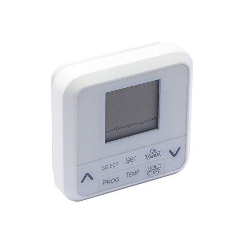 Chacon 54311 Thermostat digital, Blanc