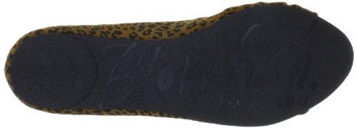 Blowfish Ballerina Nelda BF2250 AU12 Schwarz (black/rust baby cheetah PU BF224)