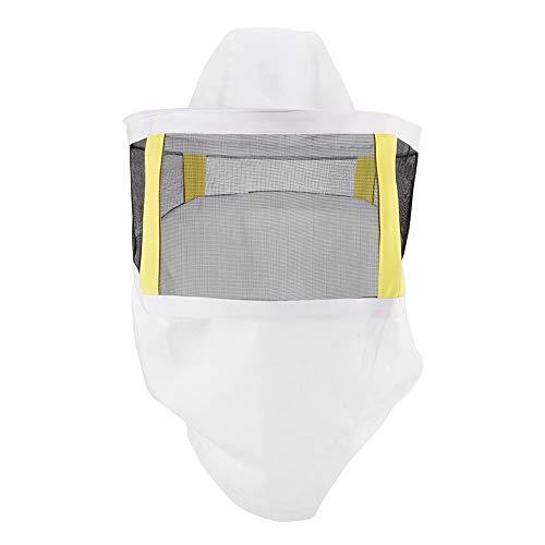 Caredy Bienenzucht-Hut, schützendes Imker-Kostüm-Imkerei-Schleier-Antibienennetz-Kappen-Bienenzucht-Imker-Ausrüstungs-Werkzeug