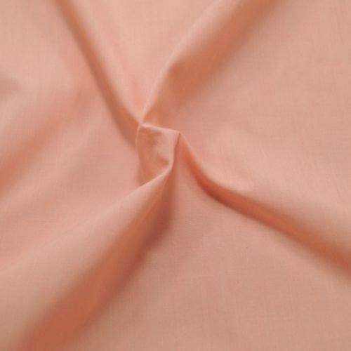 Polycotton-Stoff 60Farben Poly Baumwolle Kleid Craft Pro Meter Blush 41 (Blush Fab)