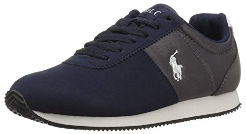 Ralph Lauren Brightwood Blau/Grau (26rl) - Blau, 39 EU - Jungen Für Ralph Schuhe Lauren