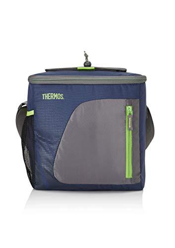 THERMOS 4081.252.150 Kühltasche Radiance, Polyester Blau 15 l, IsoTec Premium Isolierung, BPA-Free