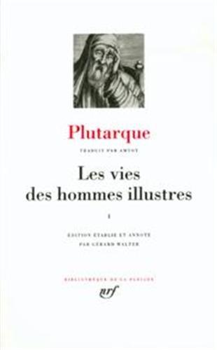 Plutarque : Les Vies des hommes illustres, tome II
