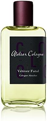 Atelier Cologne Vetiver Fatal Absolue For Unisex, 100 ml