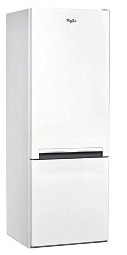 Whirlpool BLF 5001 W Autonome 271L A+ Blanc réfrigérateur-congélateur - Réfrigérateurs-congélateurs (271 L, N-T, 38 dB, 5 kg/24h, A+, Blanc)